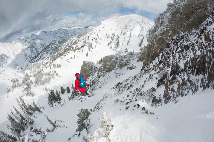 Ski Salt Lake Shootout 2014 - Snowbird - Justin Cash