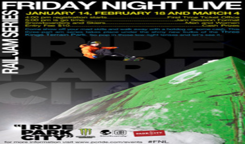 Friday Night Live (friday-night-live-flyer)