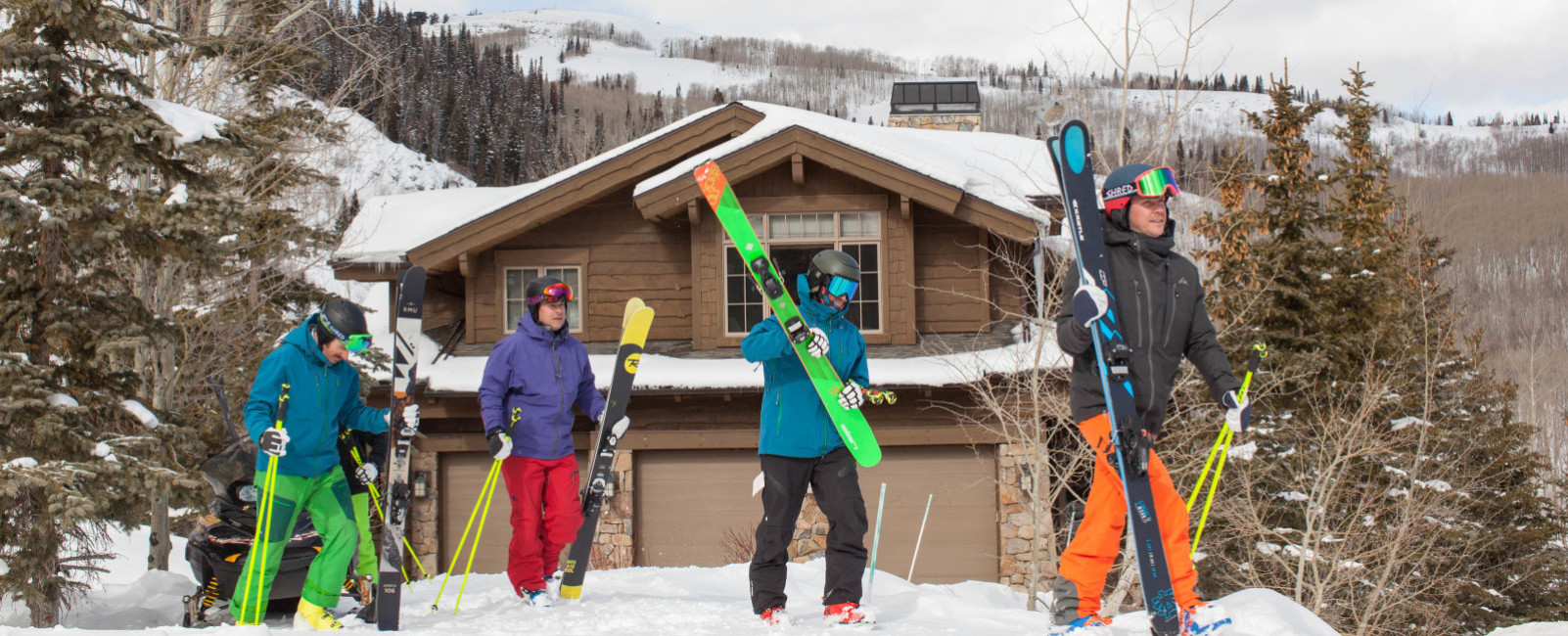 From Testing Skis to Catching Z's - A Ski Tester's Perfect Retreat