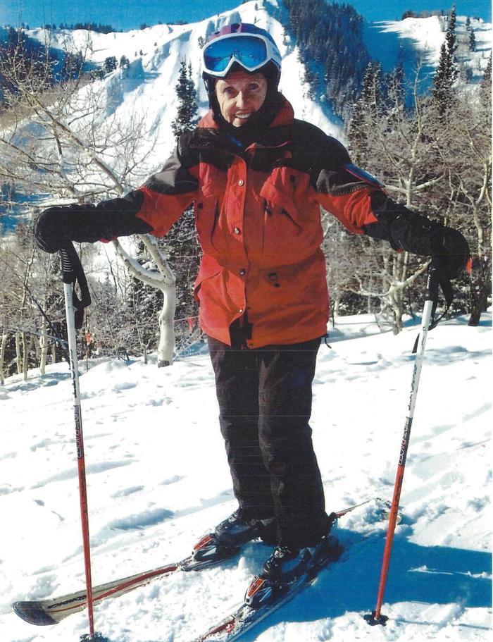Barbara Stewart Anderson at Sundance