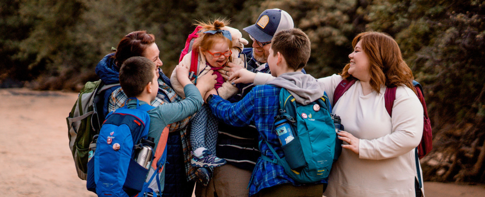 How Having a Child With Down Syndrome Taught Us to Appreciate the Outdoors
