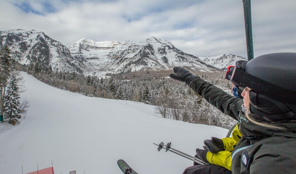 Views at Sundance Mountain Resort
