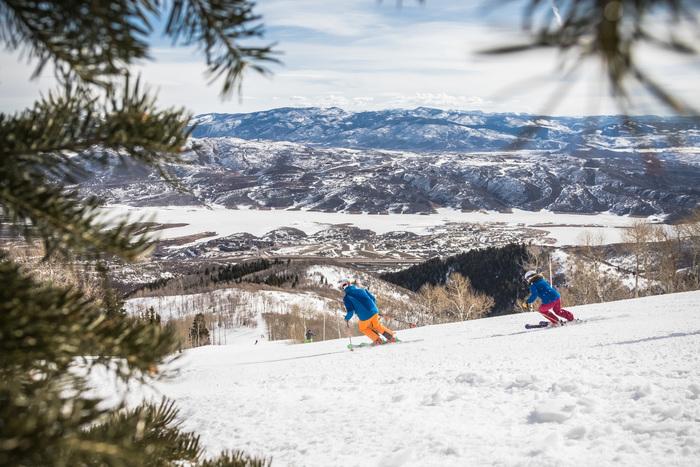 Spring Skiing at Deer Valley