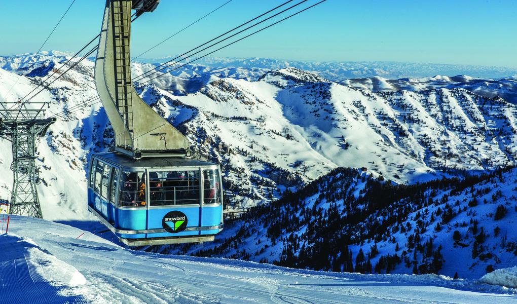 Snowbird's Infamous Tram