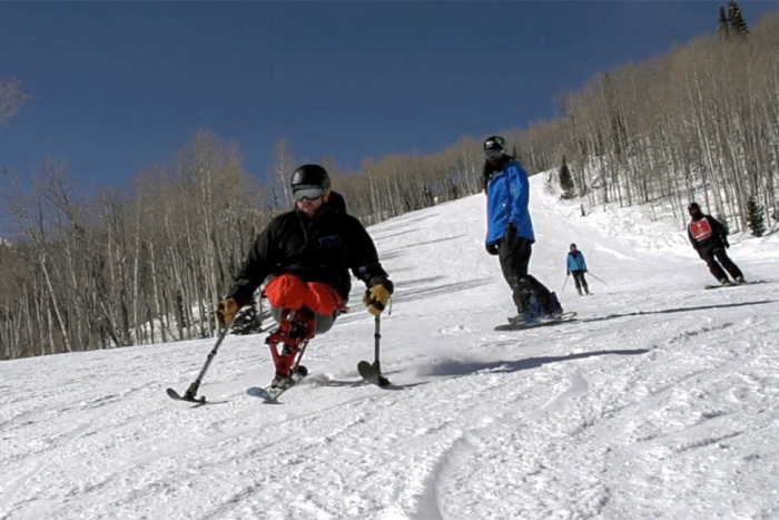 Making Magic on the Mountain: National Ability Center and Park City Mountain