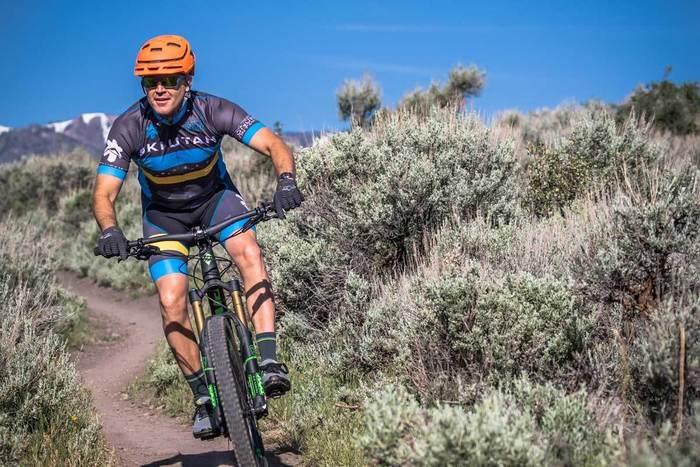 Mens Ski Utah Cycling Kit