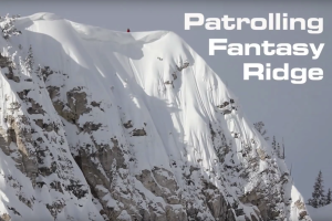 Patrolling Fantasy Ridge - Avalanche Control at Solitude thumbnail