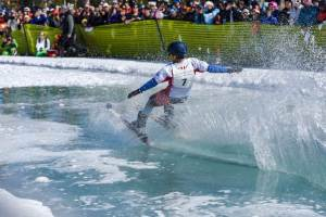 Pond Skimming: Slippery When Wet thumbnail