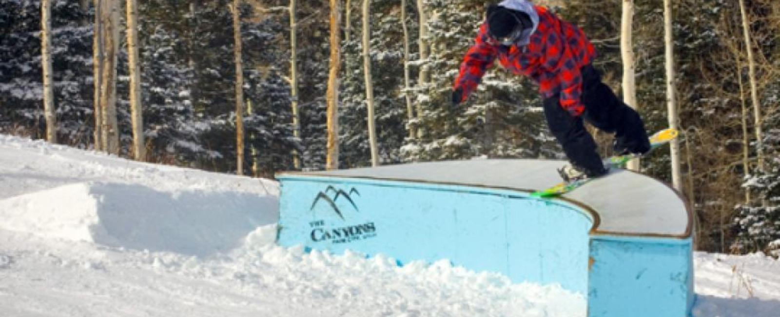 Powder Mountain's Sidecountry - Don't Mention It