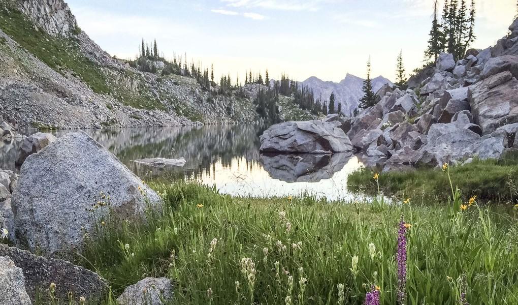 White Pine Lake
