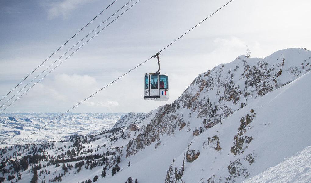 Olympic Tram, Snowbasin