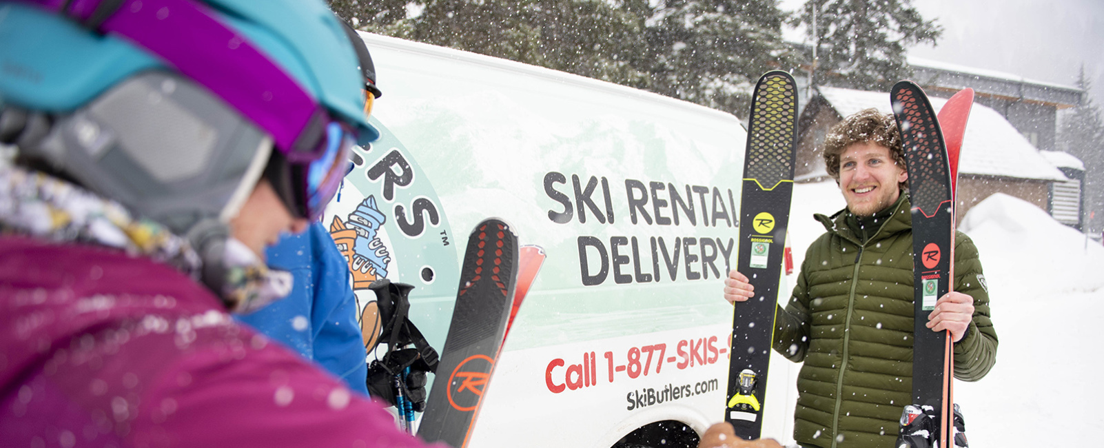 Ski Butlers | Changing The Ski Rental Game With Delivery