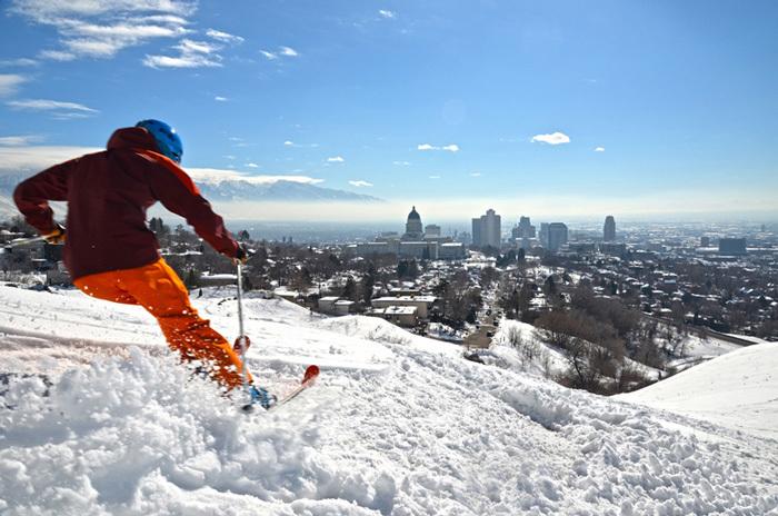 Ski City Ski Turns
