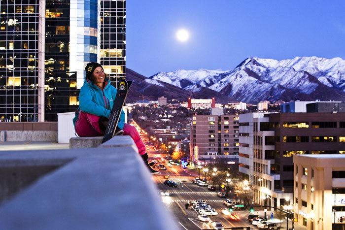 Downtown Ski City