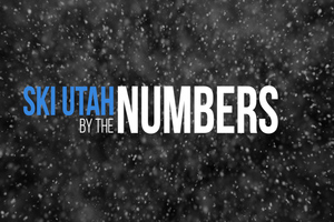 Ski Utah By The Numbers thumbnail