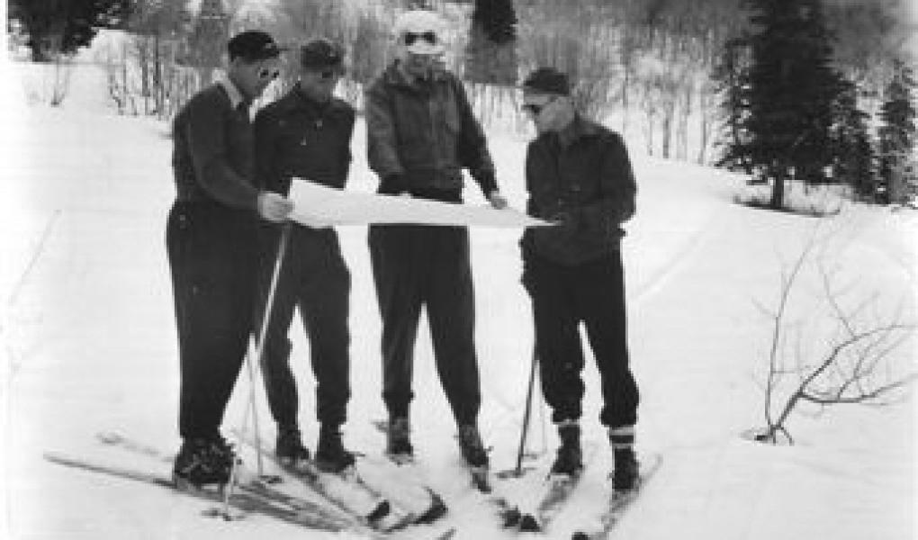 Planning Snowbasin