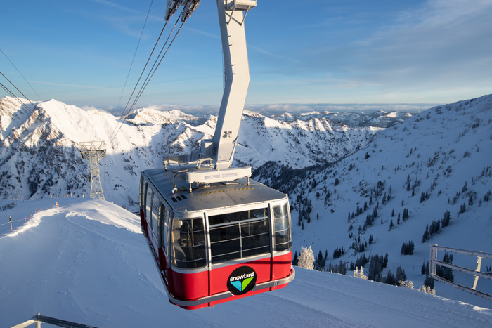 Snowbird's Slopeside Life Just Keeps Getting Sweeter