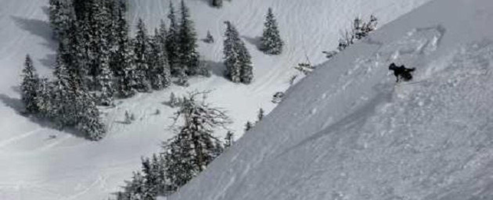 Patrolling Fantasy Ridge - Solitude Avalanche Control