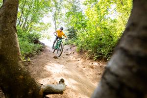 Mountain Biking at Sundance