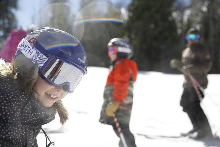 Skiing Sundance Resort