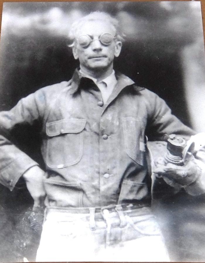 Blind Miner