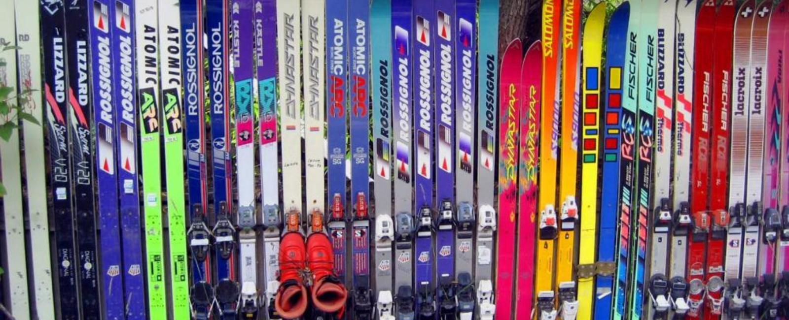 The Evolution of Skis