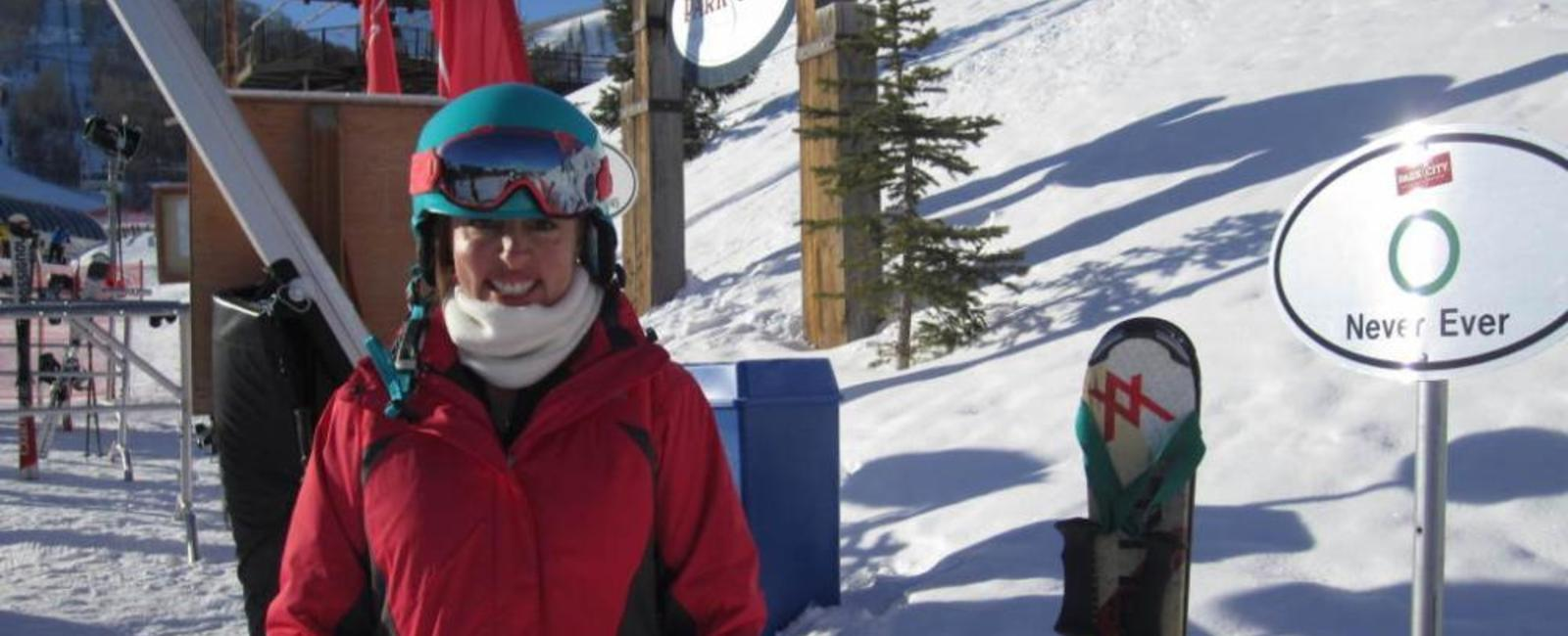 The First Day: Is skiing really learnable for adults?