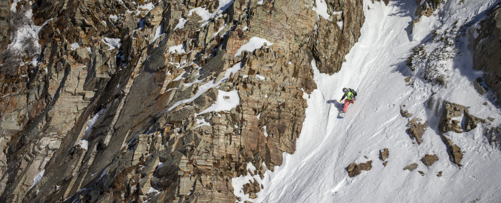An Insider's Guide To Snowboard Utah's Freeride Zones