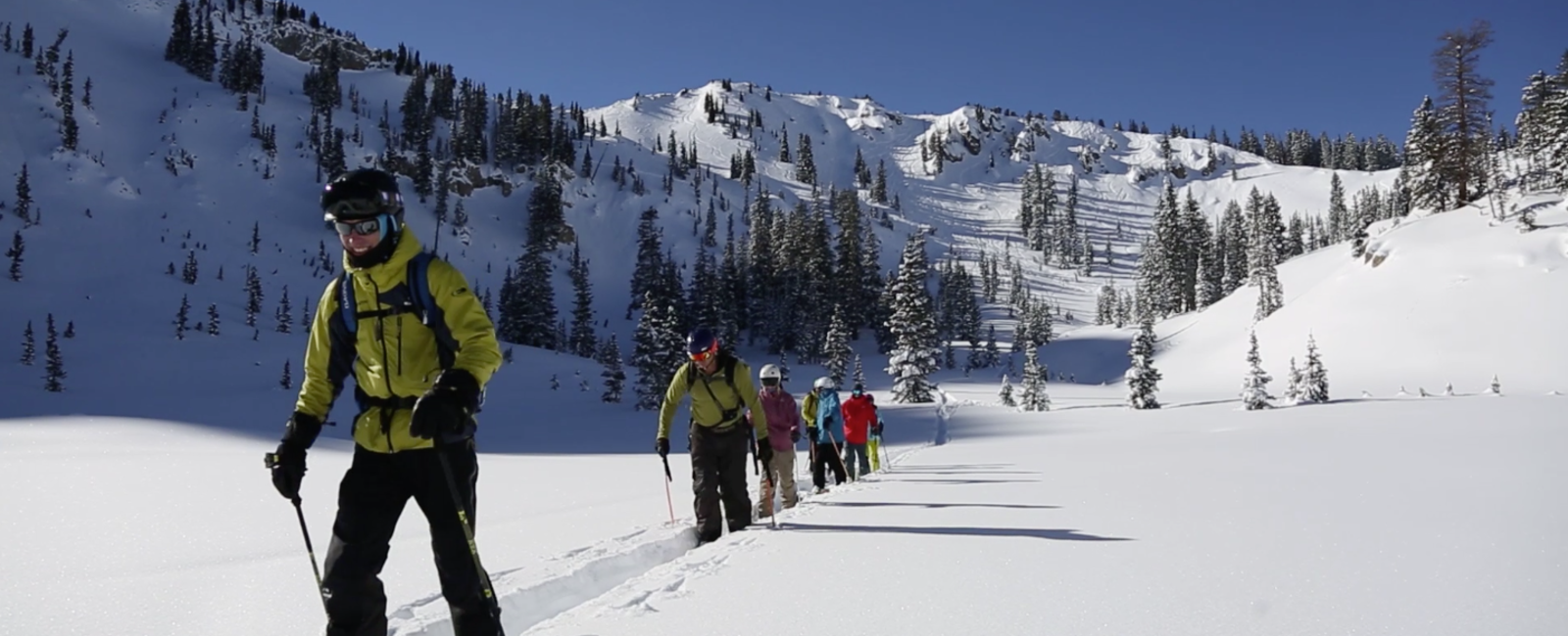 The Ski Utah Interconnect Tour - 2015