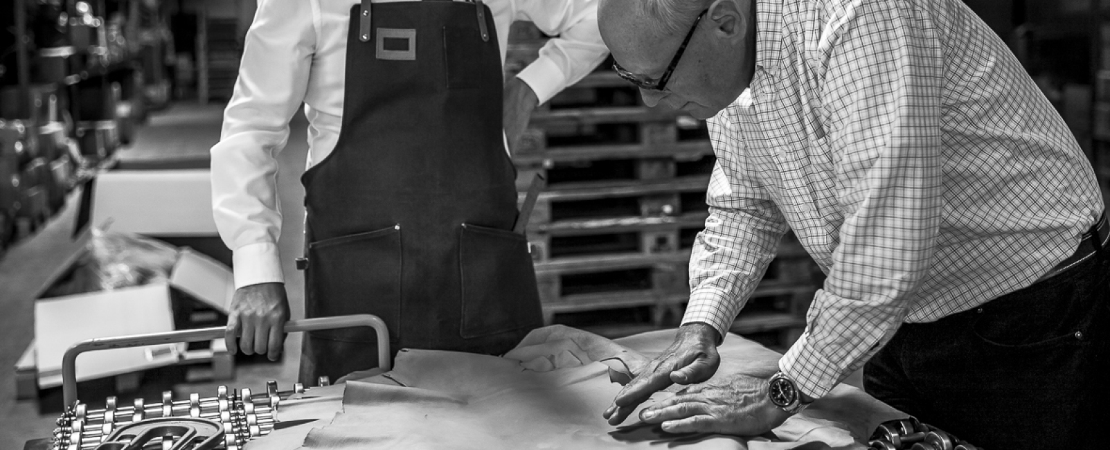 Time On Your Hands: A History of Hestra Gloves