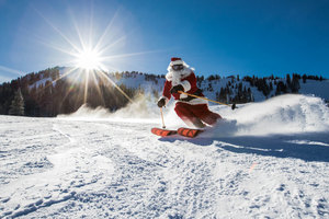 Tis the Season: Santa on the Slopes thumbnail