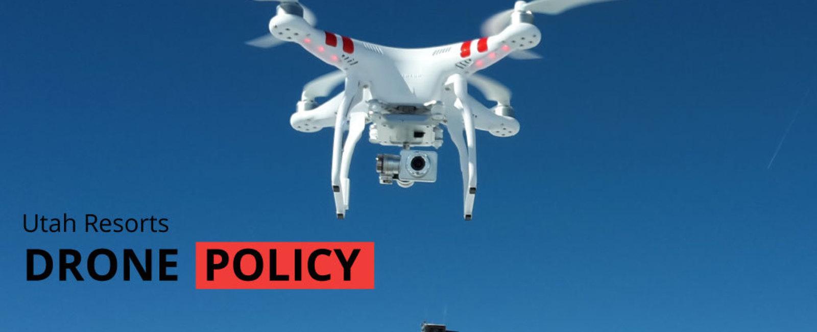 Utah Resort Drone Policies