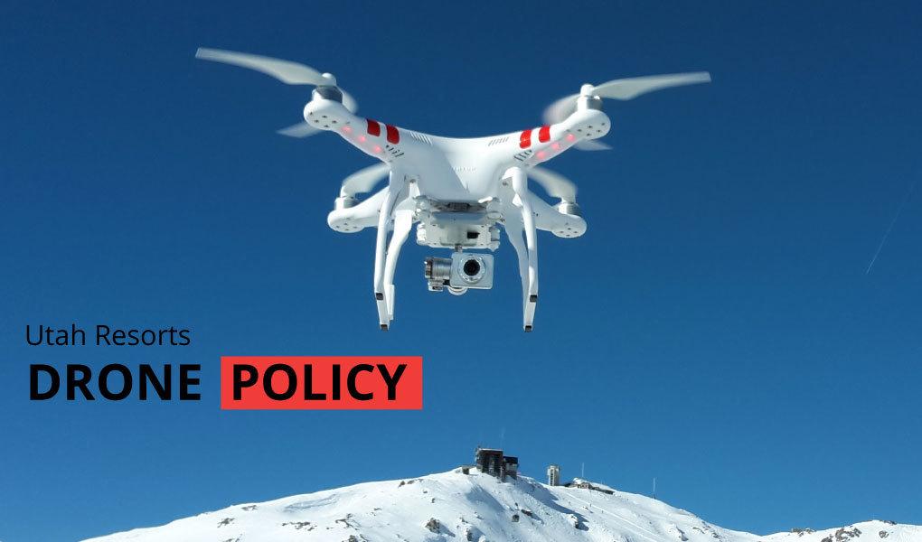 Utah Resort Drone Policy