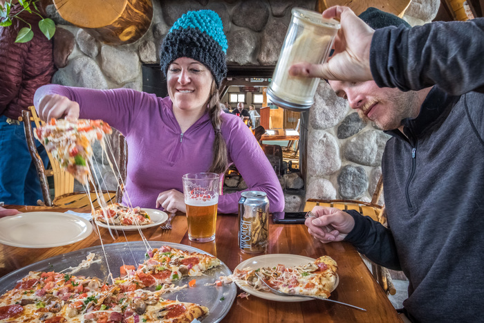 Utah's Best Skier-Friendly Pizza Restaurants