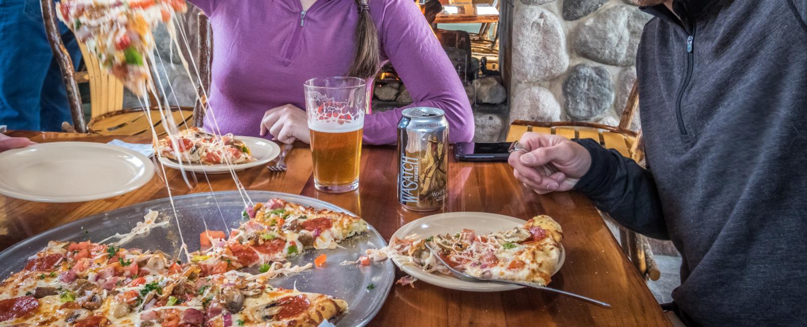 Utah's Best Skier-Friendly Pizza Restaurants