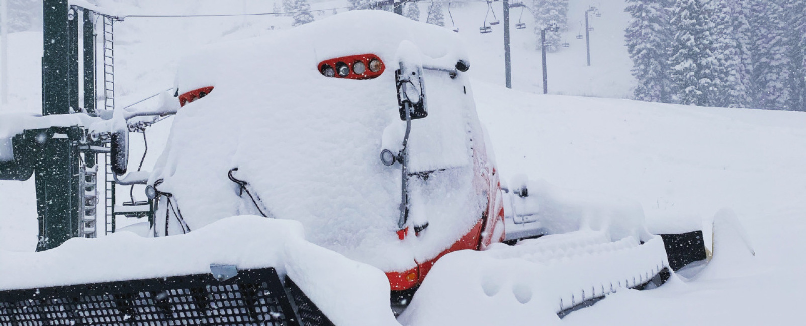 Utah's First Big Storm, With More On The Way