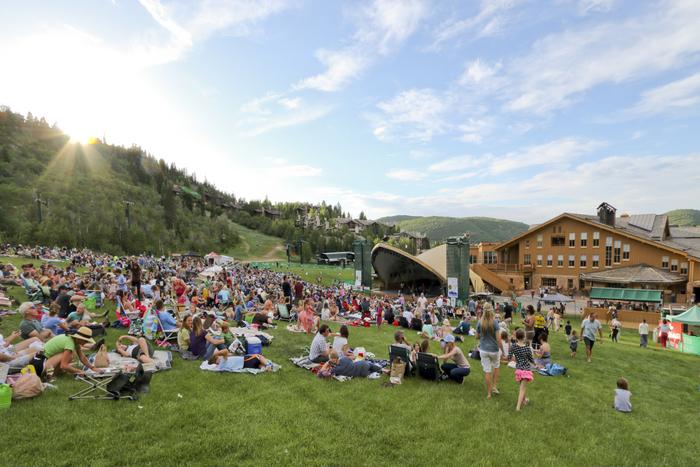 Utah's Summer Concerts