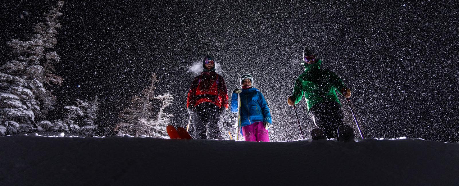 2020/21 Utah Ski Resort Opening Dates