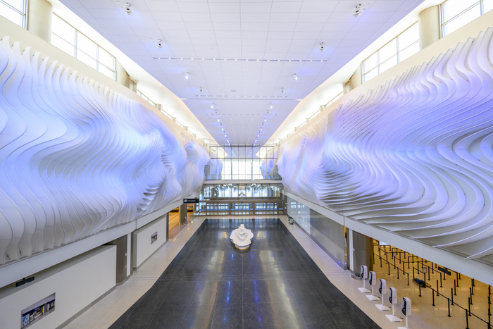 Welcome to The New Salt Lake City International Airport