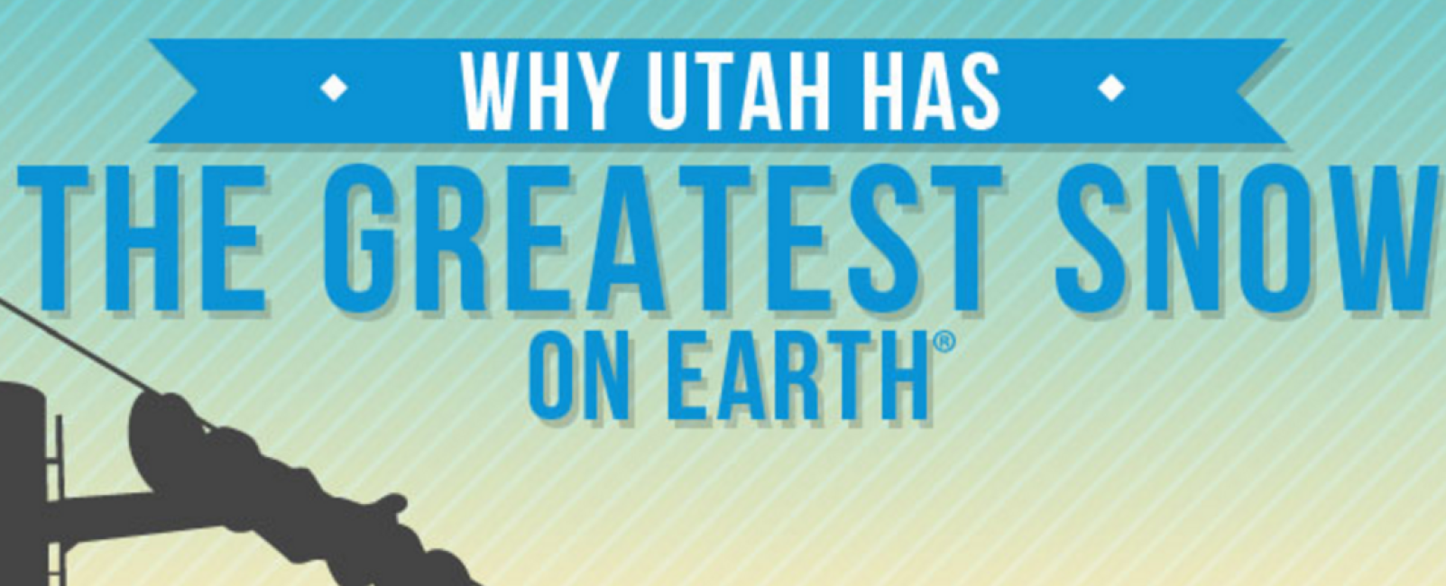 Why Utah has The Greatest Snow on Earth