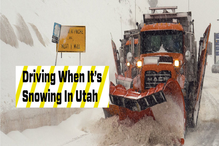 Winter Driving Tips For Utah Ski Resorts