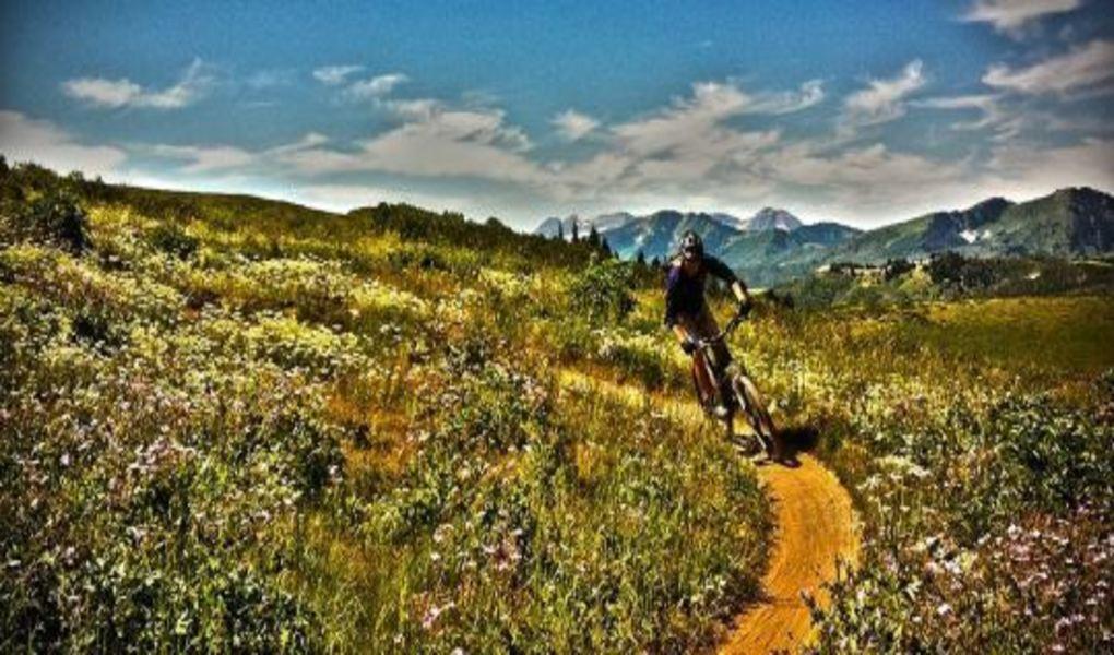 Mountain Biking Deer Valley
