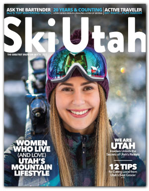 FREE Copy of Ski Utah Magazine...