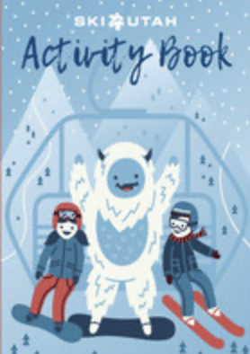 Activity Booklet Cover