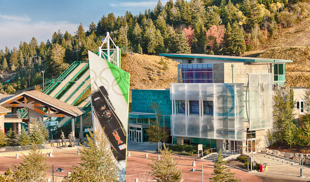 The Alf Engen Ski Museum
