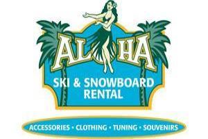 Aloha Ski and Snowboard Rentals - Canyons