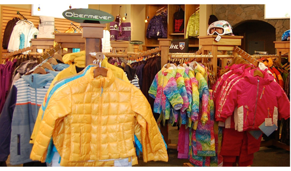 Aloha Ski and Snowboard Rentals - Retail and Apparel