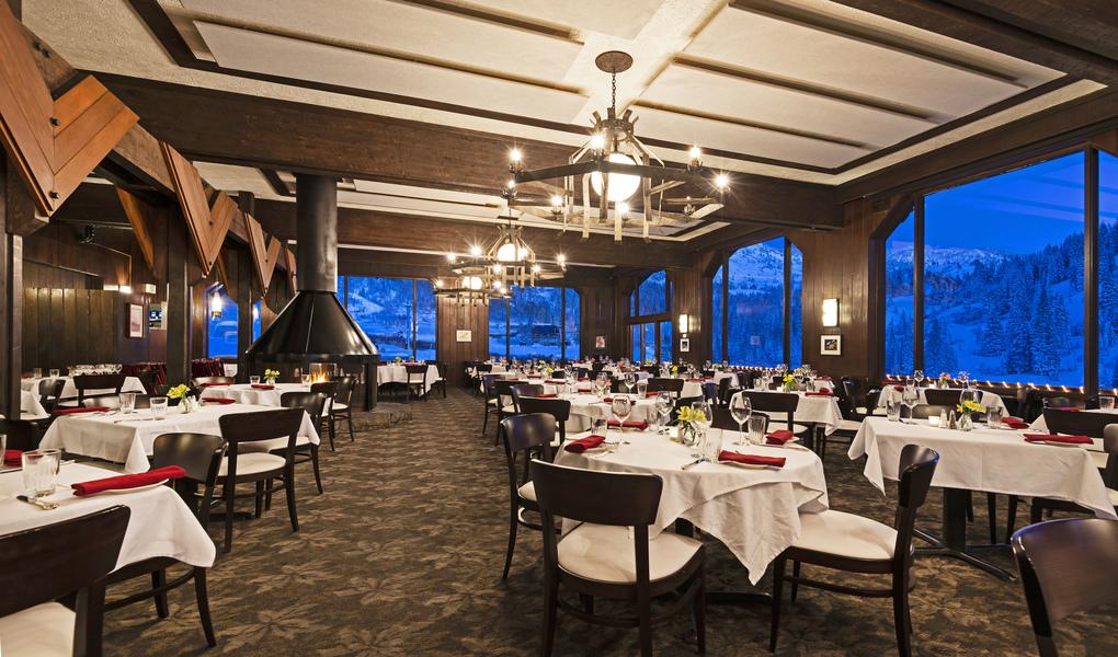 Rustler Dining Room