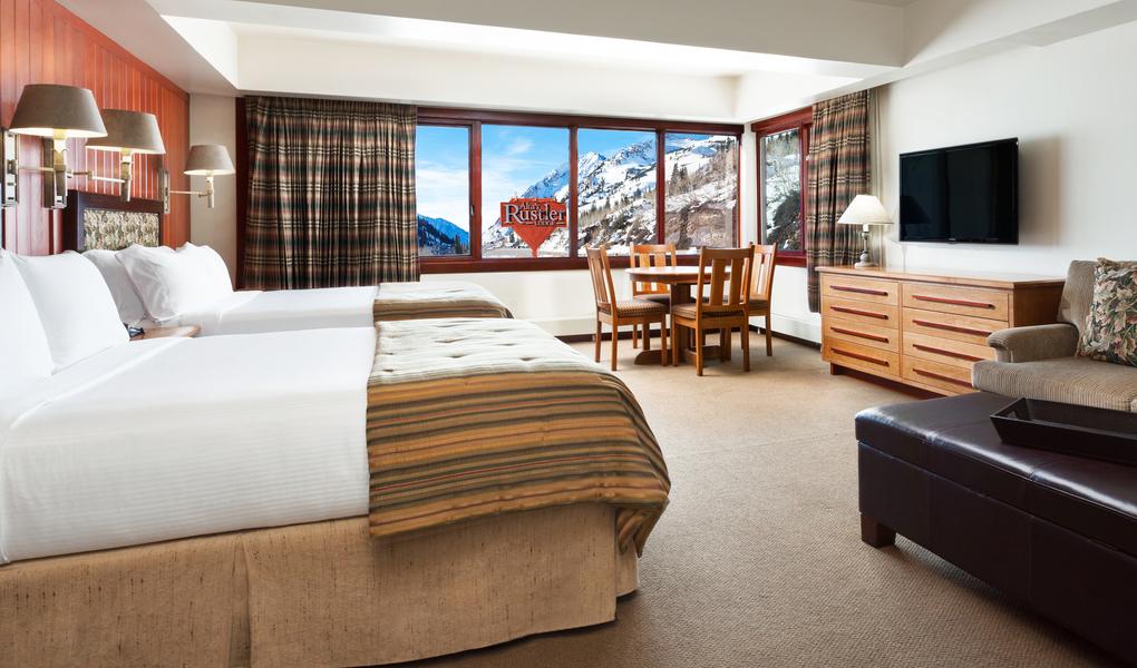 Superior Corner Room with 2 Queen Beds