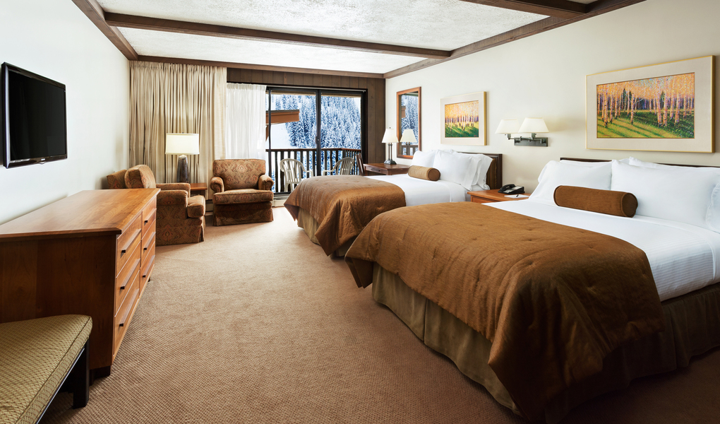 Wasatch Room with 2 Queen Beds